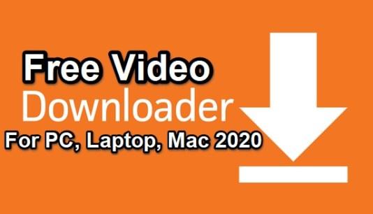 Free Video Downloader video downloader app pc