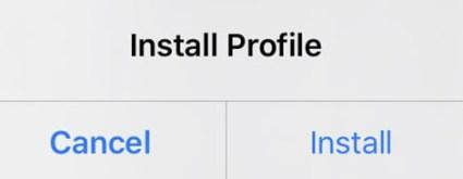 install ios 14 public beta profile