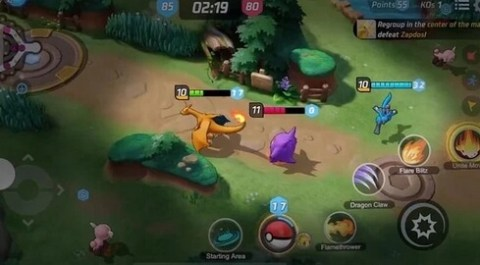 pokemon-unite-apk-screenshot