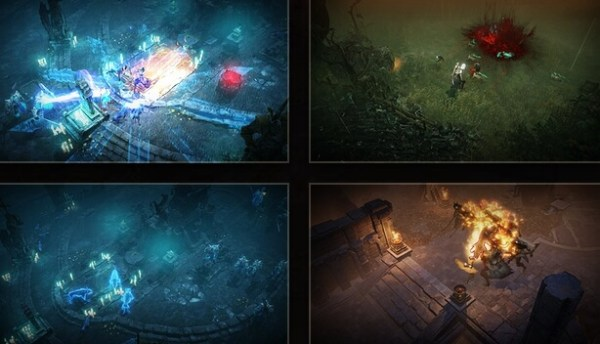 diablo immortal mobile screenshots