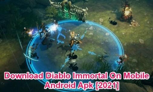diablo mobile apk