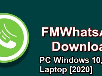 fmwhatsapp for pc
