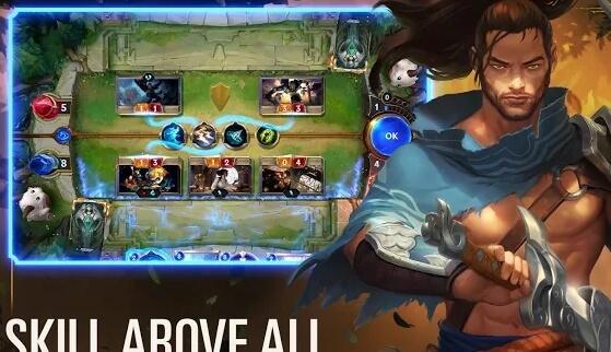 legends of runeterra apk screenshot