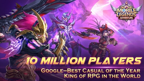 mobile legends adventure apk screenshots