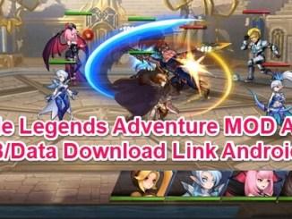 mobile legends adventure mod