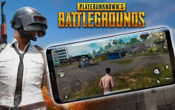 pubg mobile 90fps gameplay on oneplus phones