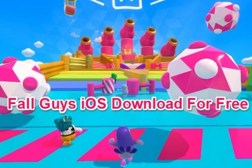 fall guys ultimate knockout ios