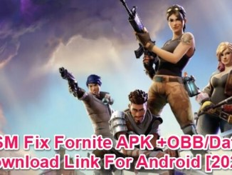gsm fix fortnite apk