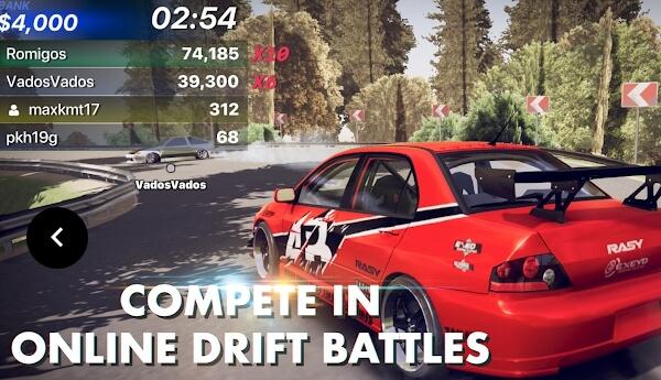 hashiriya drifter screenshots