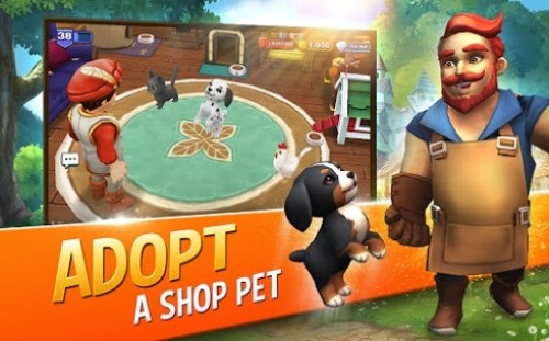 shop titans apk screenshots
