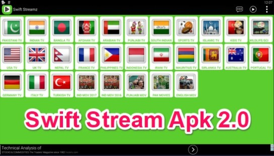 swift streamz 2.0
