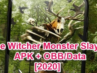 the witcher monster slayer apk for android and ios
