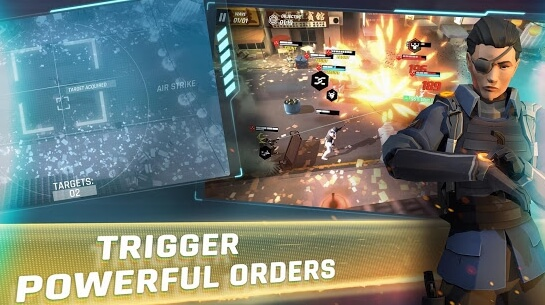 tom clancy's elite squad apk screenshot