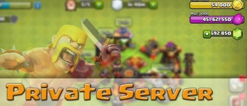 coc private server for ios