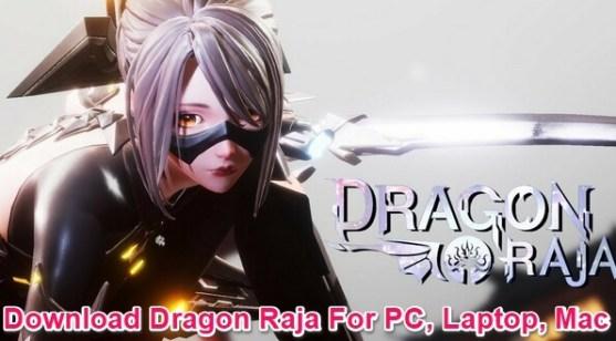 dragon raja for pc