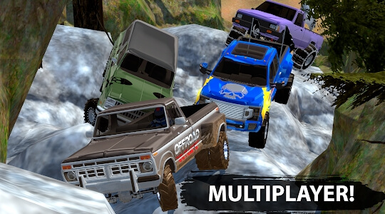 offroad outlaws mod screenshot