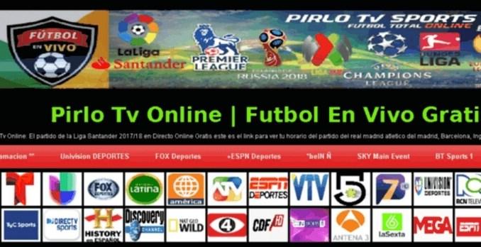 pirlo tv app apk download link