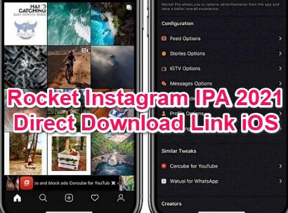 rocket instagram ipa 2021