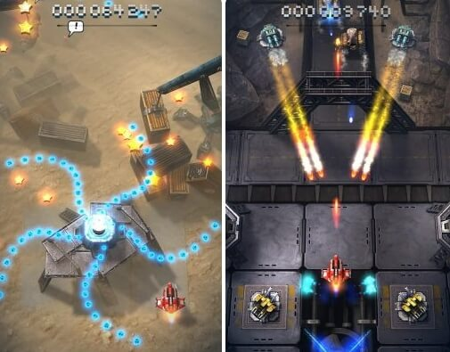 sky force reloaded mod screenshot
