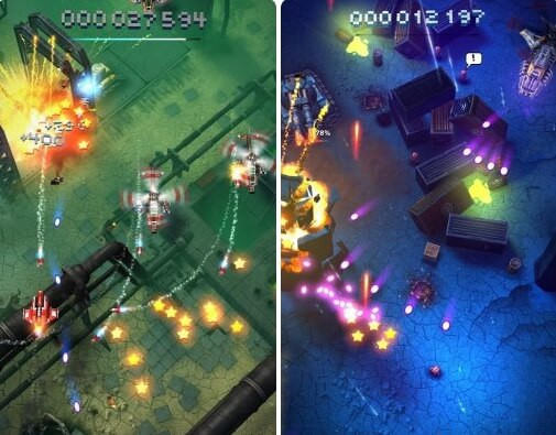 sky force reloaded mod screenshots