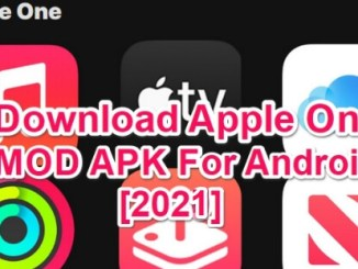 apple one apk mod