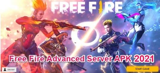 garena free fire advanced server apk