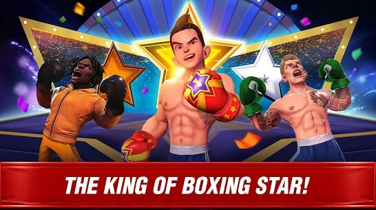 boxing star apk screenshot