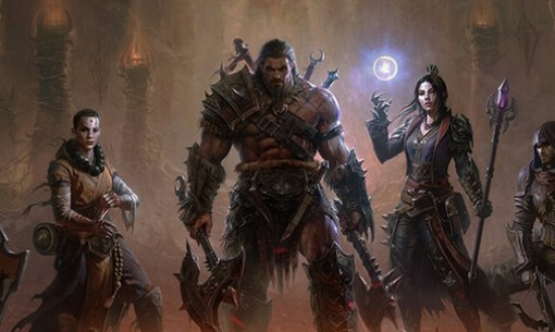 diablo immortal alpha apk