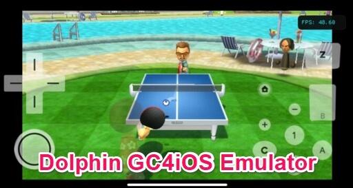 dolphine gc4ios emulator