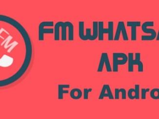 fmwhatsapp latest apk