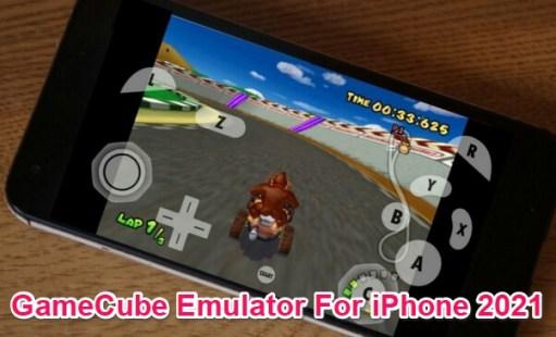 gamecube emulator for iphone