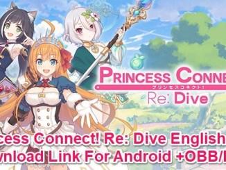 princess connect re dive apk