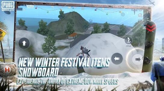 pubg mobile lite 0.20.0 screenshot