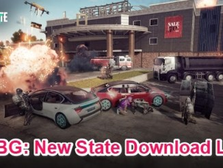 pubg new state apk download