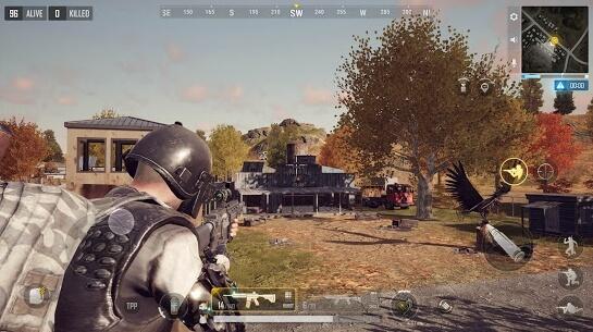 pubg new state apk screenshot