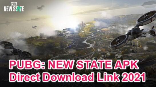pubg new state download apk