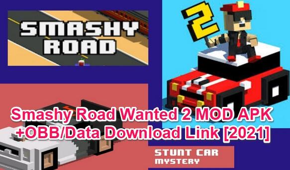 smashy road wanted 2 mod apk app
