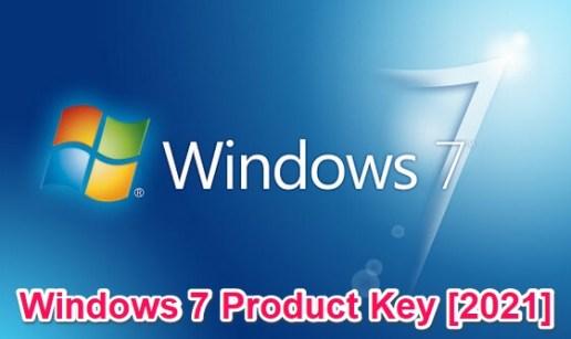 win 7 product key