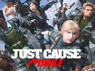 just cause mobile release date