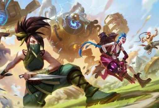 league of legends wild rift open beta