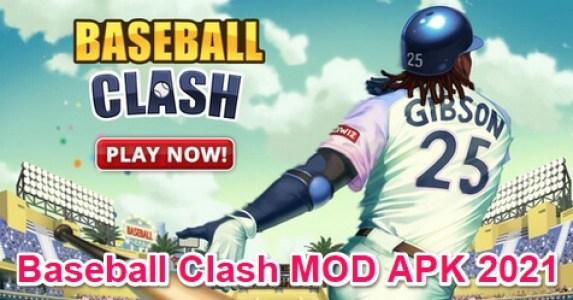 baseball clash mod apk