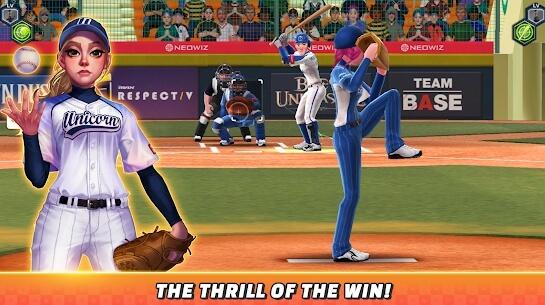 baseball clash screenshot