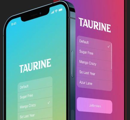 download taurine jailbreak