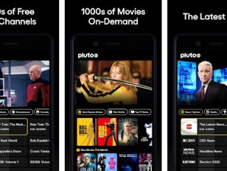 pluto tv apk screenshots