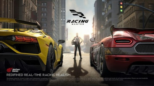 racing master mobile