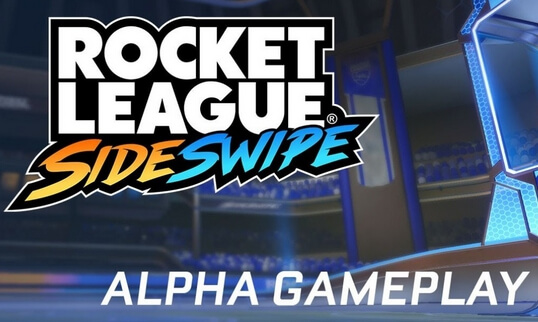 rocket league sideswipe alpha