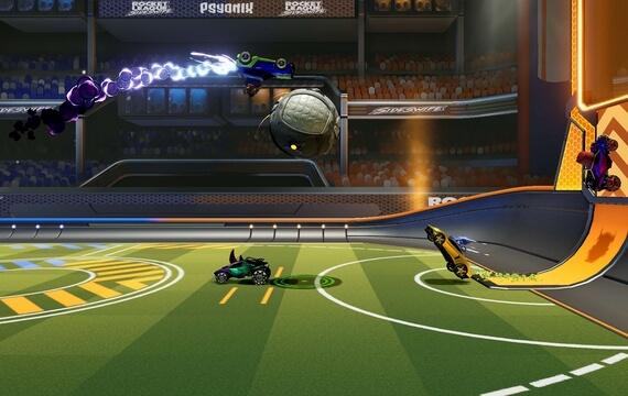 rocket league sideswipe beta screenshot