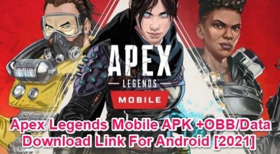 apex legends apk obb