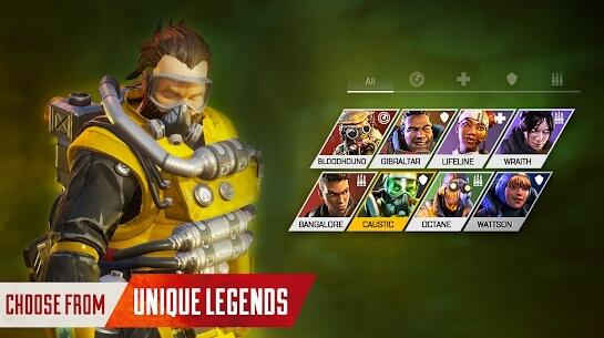 apex legends mobile screenshot