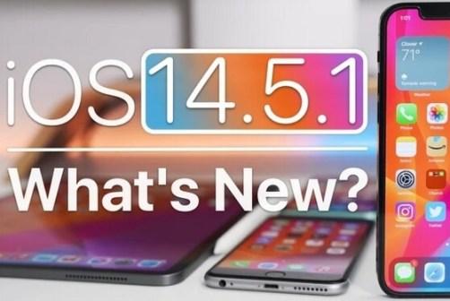 ios 14.5.1 ipsw